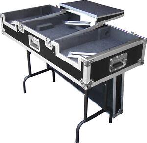 DJ-coffin-flightcase-table-with-laptop-tray-suits-CDJ2000-DJM2000-DJM900