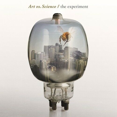 1 of 1 - Art vs. Science - Experiment [New CD] Australia - Import