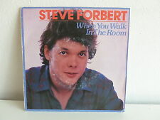 STEVE FORBERT When you walk in the room A2464