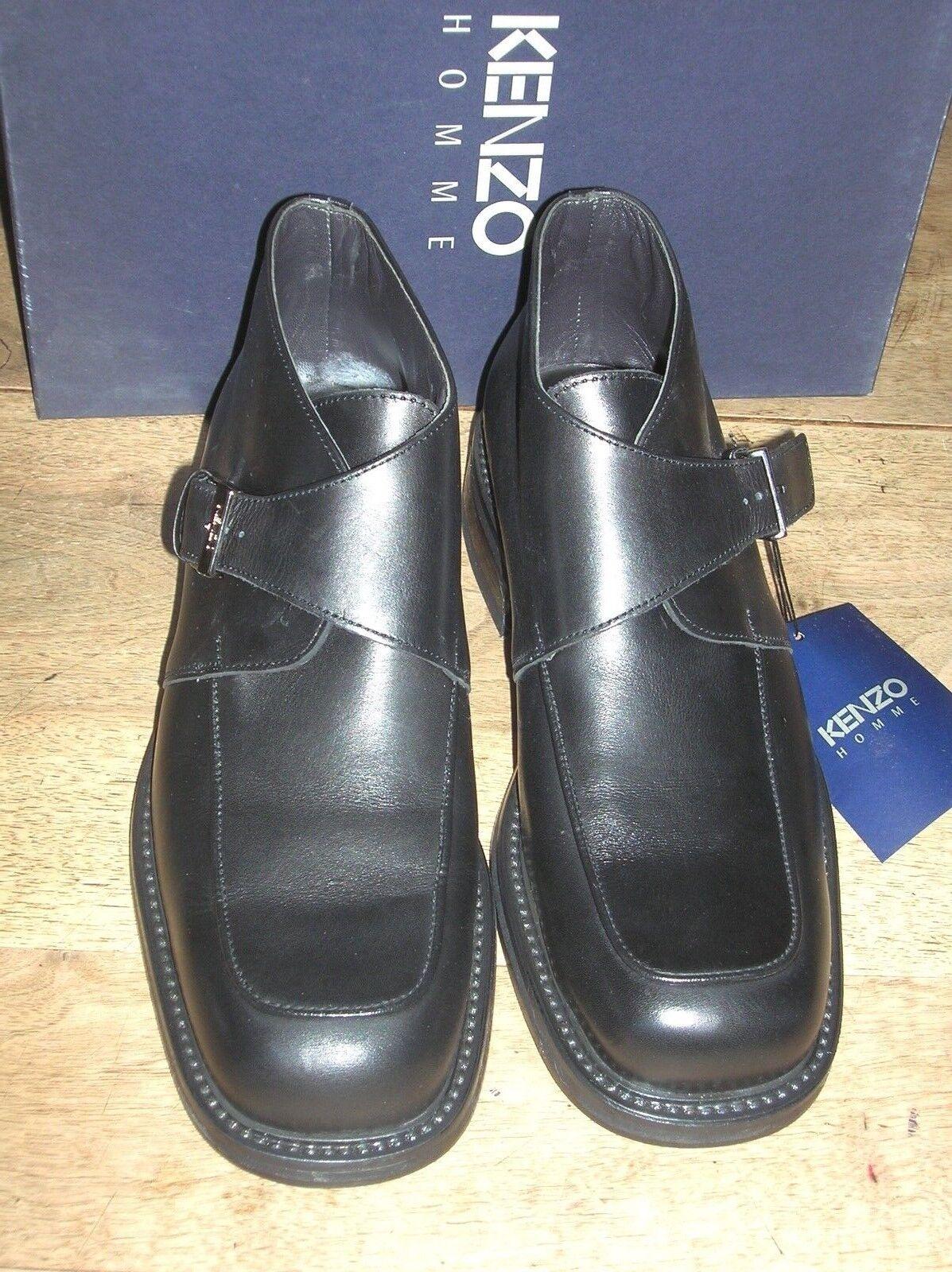 KENZO Séoul cuir noir Pointure NEUVE Pointure noir 39 1e4e0f