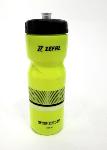 environ 765.42 g Zefal M80 Sense BPA Free Vélo Bouteille d/'eau Jaune 27 Oz