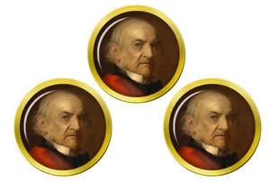 William-Ewart-Gladstone-Marqueurs-de-Balles-de-Golf