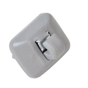 Grau Innen Sonnenblende Clip Halter Haken für A3 A4L A5 Q3Q5 TT UE