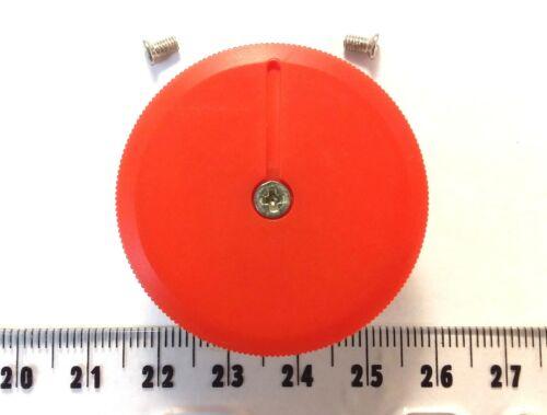Radio AM condensateur variable Double Gang 60+140pF CW Large Molette Bouton /& Vis