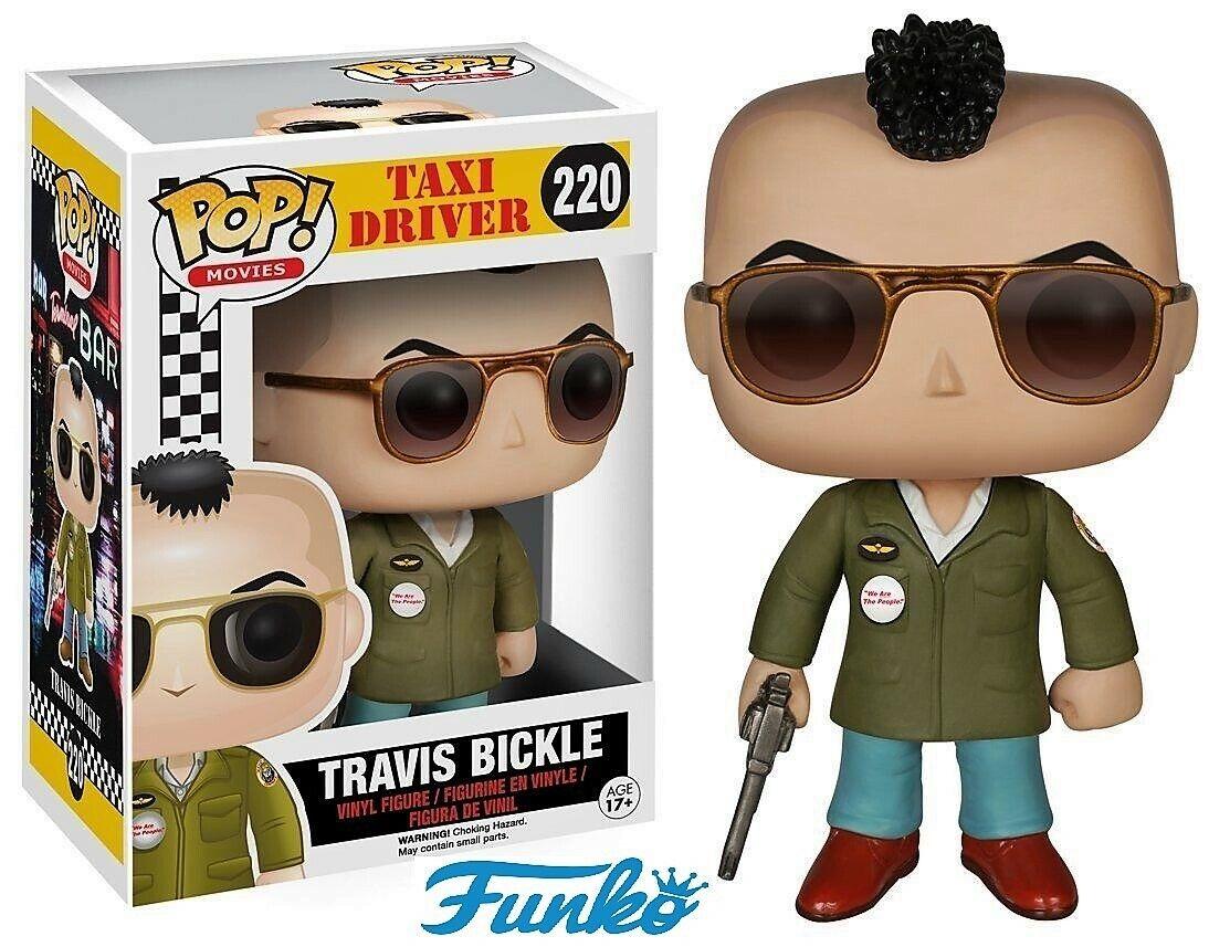 Travis Bickle taxi driver funko pop vinilo Figura robert de niro figura figurine