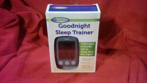 4Moms Goodnight Sleep Trainer Tracker Train your Baby to Sleep