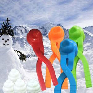 Cartoon-Lovely-Feces-Shaped-Snowball-Maker-Clip-Children-Snow-Mold-Tool