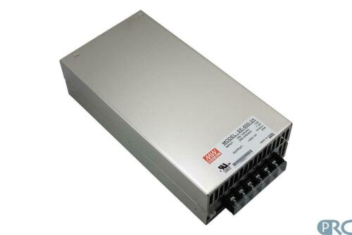 Mean Well SE-600-24 Power Supply