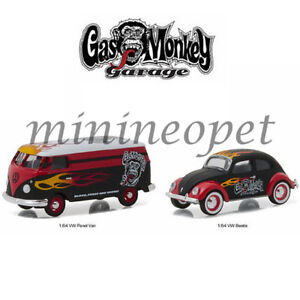 Greenlight 1:64 Hitch /& Tow Hollywood Gas Monkey Garage 31010-A 3 Piece Set