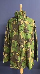 British Army-Issue DPM Gore Tex Waterproof Jacket. Size 190/96.