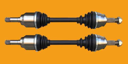 Zwei Antriebswellen für MERCEDES SL R107// SL Coupe C107// 350 380// links rechts