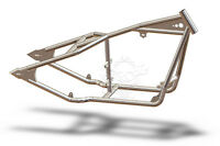 Sportster Frame Plans - Rigid - 250 Tire Size - Brand - 36 X 72 Inches