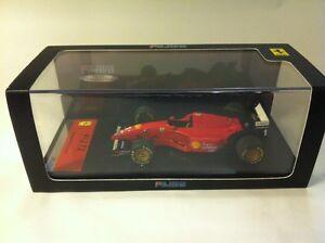 FUJIMI-resine-TSM11FJ011-FERRARI-412-T2-F1-Michael-Schumacher-Test-Voiture