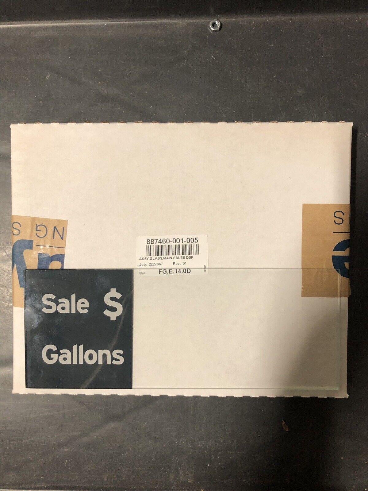 Dresser Wayne 887979-001 Ovation Money //Volume Main Sales Display REMANUFACTURED