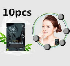 10PCS Mineral Mud Blackhead Nose Membranes Cleaner Remover Cleansing Pore Strips