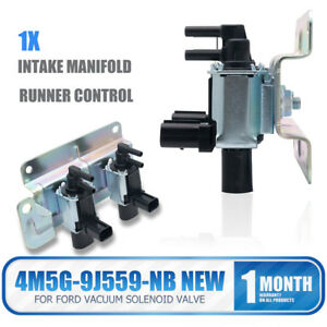 Details about Vacuum Solenoid Valve Intake Manifold Runner Control for Ford  Focus 4M5G9J559NB