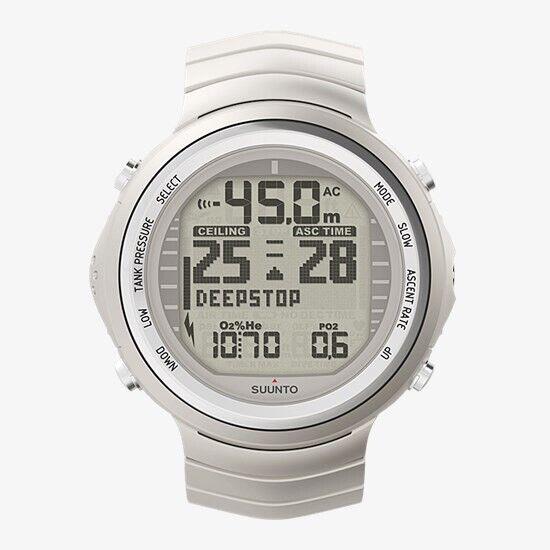 Suunto D9TX Titanium with USB, Diving Instruments Designer Watch (SS016915000)