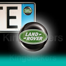 3 ADESIVI targa LAND ROVER stickers auto moto camper RANGE ROVER EVOQUE DICOVERY