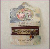 Courage Wrap Bracelet By Kelly Rae Roberts Fashion Jewelry Free U.s. Shipping
