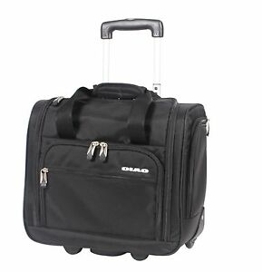New Ciao Luggage Carry On Wheeled Under The Plane Seat