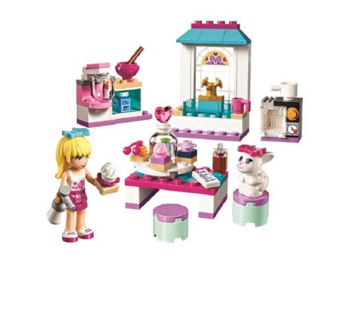 UK 97PCS STEPHANIE/'S FRIENDSHIP CAKES SET SEALED FRIEND GIRLS TOYS GIFT For LEGO