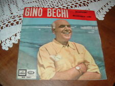 """GINO BECHI """" INCANTESIMO - MELANCONICA LUNA """" ITALY'65"""