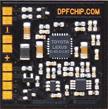 DPF FAP Emulator for Toyota