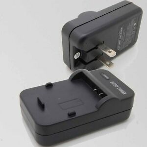 Wall Travl Home Battery Charger For MINOLTA KONICA DiMAGE X Xi Xt Xt Biz Xg _SX