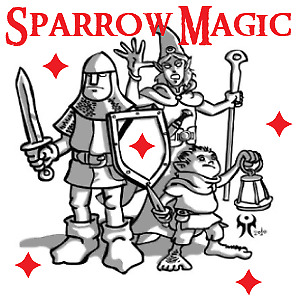 SPARROW MAGIC MTG