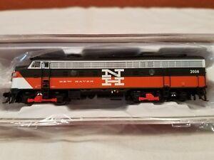 N-SCALE-RAPIDO-TRAINS-15011-EMD-FL9-NH-EDER-5-RD-2008-DC-DCC-READY-NEW