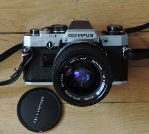 Olympus OM-10 + 35-70 1 :4 Olympus OM