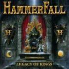 Legacy of Kings 0727361633523 by Hammerfall CD