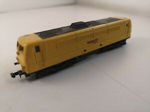 N-Gauge-Hrybrid-Lima-Chassis-German-Shell-Re-painted-Network-Rail
