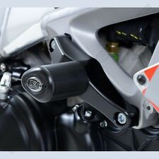 R&G Sturzpads Set Aprilia Tuono V4 R / V4 1100 RR / Factory Crash Protectors