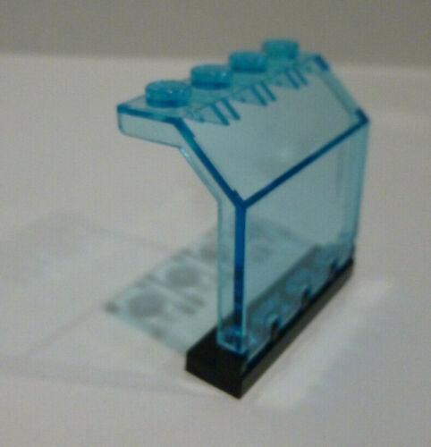 1 x LEGO® 6139//4625 City,Fenster,Paneele,Scharnier,transparent wie auf dem Foto.