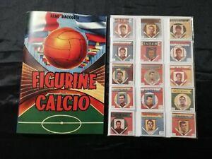 VAV-Figurine-Calcio-1960-61-Set-Anastatico-Album-Anastatico