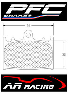 Performance-Friction-Race-Brake-Pads-95-Comp-for-Kawasaki-ZXR-400-R-M1-M4-91-94