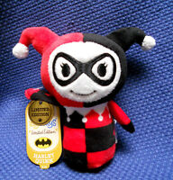 Hallmark Dc Comics Batman Itty Bittys Plush Harley Quinn Limited Edition