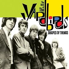 Shapes of Things: The Best of the Yardbirds by The Yardbirds (CD, Jul-2010, 2 Discs, Music Club Deluxe)