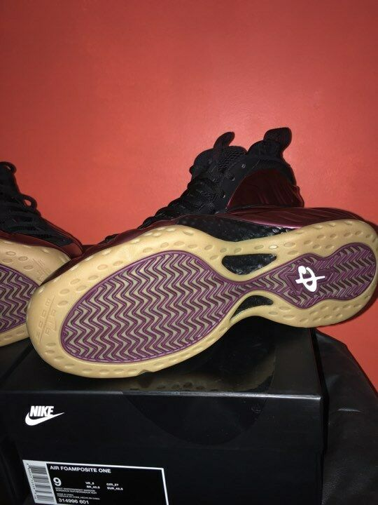 info for 1d07f 448f3 ... Nike Air Air Air Foamposite One Night Maroon 9US 314996 ...
