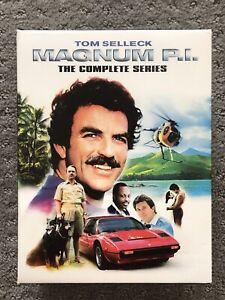 Magnum-P-I-The-Complete-Series-DVD-Box-Set-Seasons-1-2-3-4-5-6-7-8-42-Discs