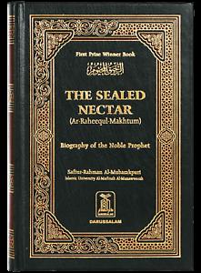 The-Sealed-Nectar-Ar-Raheequl-Makhtum-Medium-Islamic-Muslim-Book-Gift-Ideas