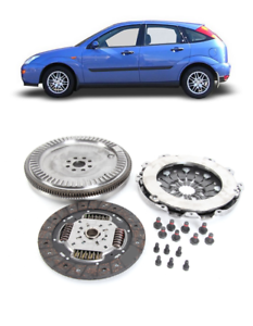 Clutch + Solid Flywheel Conversion Kit - fits Ford Focus, Transit Connect 1.8D