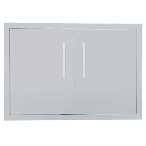 Sunstone Signature Series 30 in 304 Stainless Steel Double Access Door