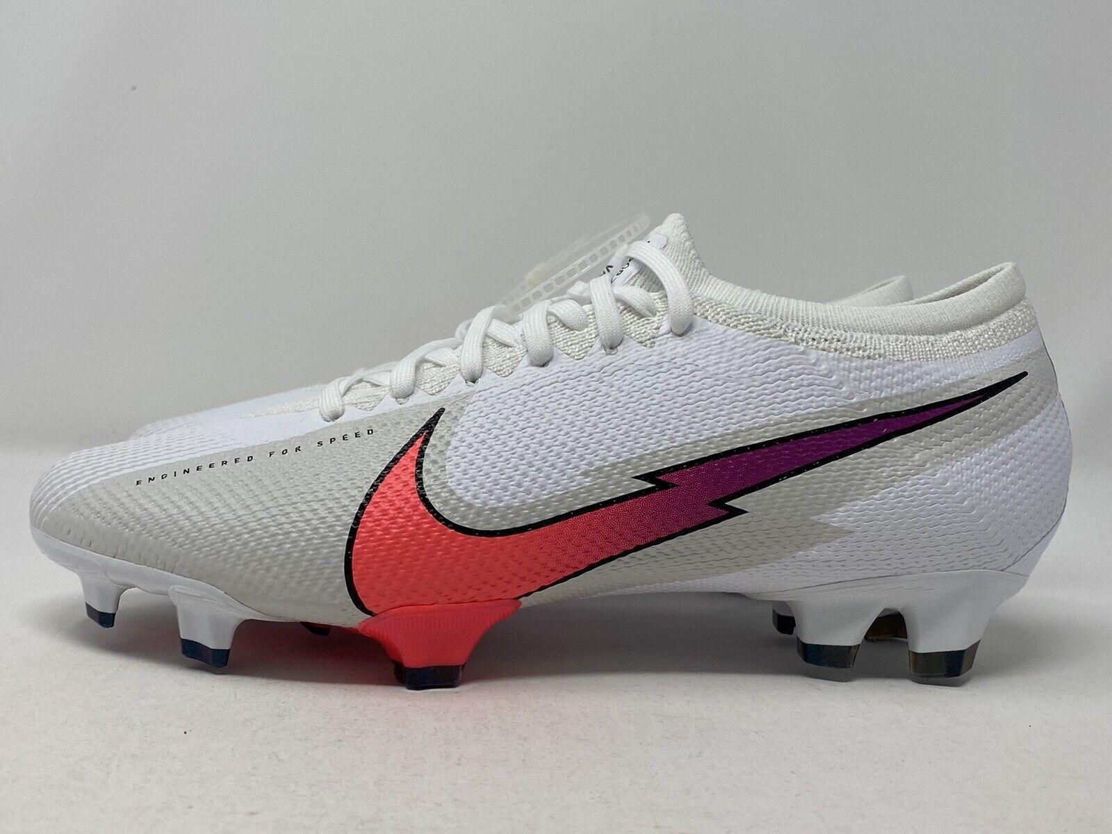 Novia Palabra Duque  Nike Mercurial Vapor VIII CR FG ACC Renaldo Soccer Cleats 538220 014 Size  7.5 for sale online | eBay