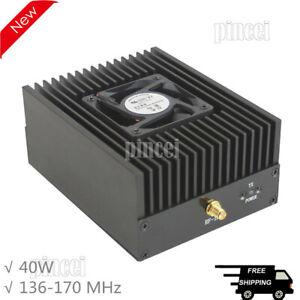 Digital-RF-Power-Amplifier-VHF-40W-Radio-DMR-Amplifier-FM-Power-Amp