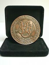 1979 Copper Medal of Honor for the New England Watercolor Society