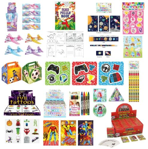 Childrens Kids Toys Gifts Prizes Birthday Wedding PARTY LOOT BAG FILLERS
