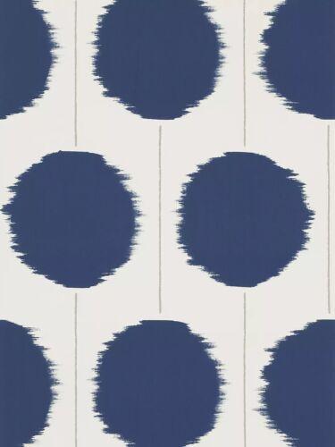 Ink Blue NEW Scion 110857 Kimi Paste the Wall Wallpaper L10.05m x W52cm