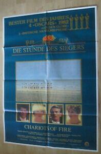 Filmplakt : Die Stunde des Siegers ( Ben Cross , John Gielgud ) - Braunschweig, Deutschland - Filmplakt : Die Stunde des Siegers ( Ben Cross , John Gielgud ) - Braunschweig, Deutschland